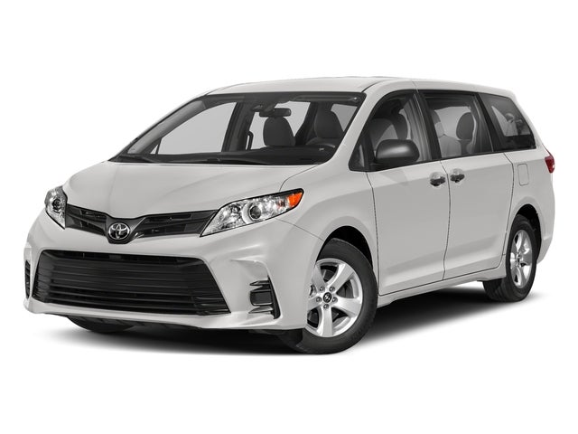 2018 Toyota Sienna Se Dealer In Waukegan Illinois New And Used Dealership Serving Kenosha Gurnee Libertyville Fox Lake