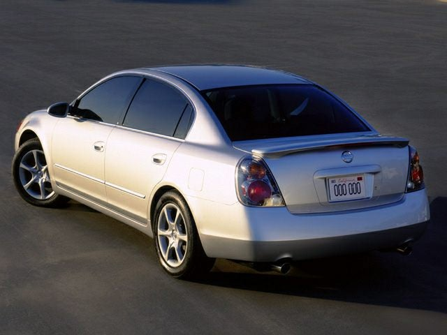 Awesome 2003 Nissan Altima SE In Waukegan, IL   Classic Toyota