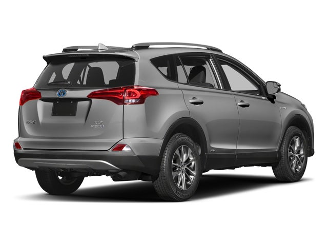 2018 Toyota Rav4 Hybrid Xle In Waukegan Il Clic