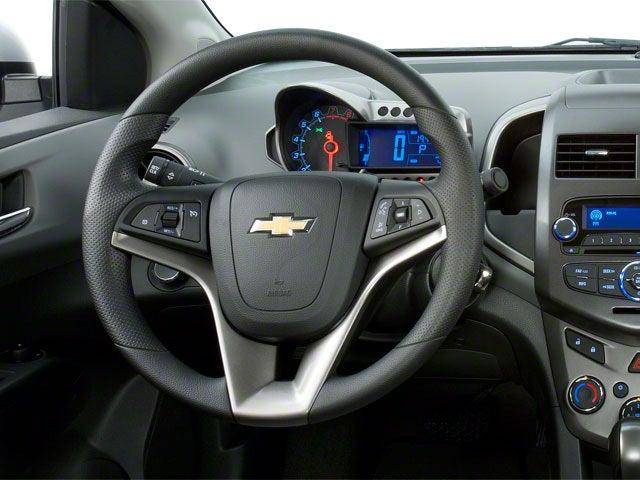 2012 Chevrolet Sonic Lt Toyota Dealer In Waukegan Illinois New