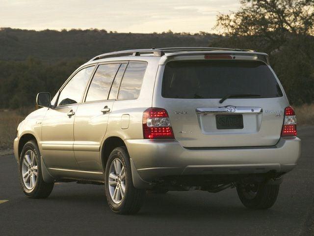 2007 Toyota Highlander Hybrid Limited W 3rd Row In Waukegan Il Clic