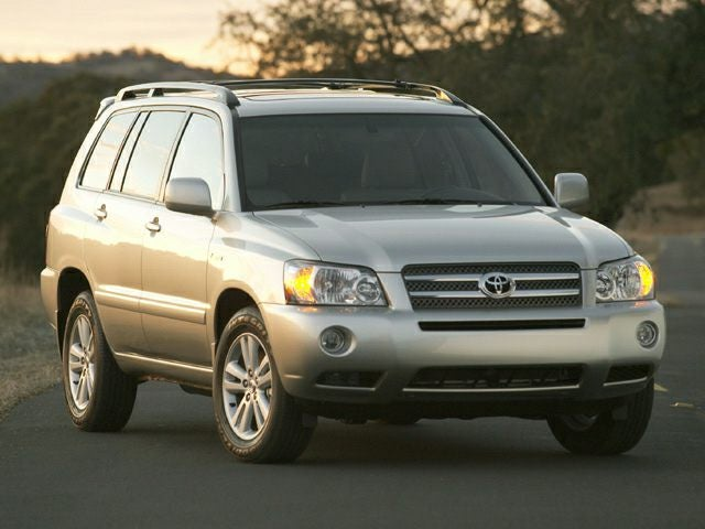 2006 Toyota Highlander Hybrid Base In Waukegan Il Clic