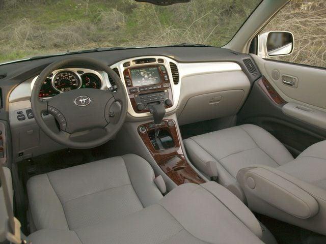 2006 Toyota Highlander Hybrid Base In Waukegan Il Clic