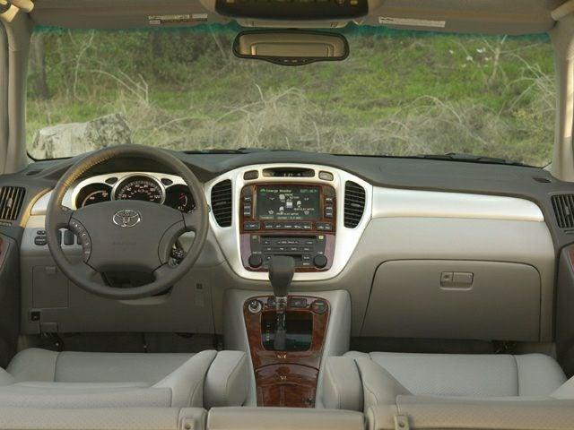 2006 Toyota Highlander Hybrid Ltd In Waukegan Il Clic