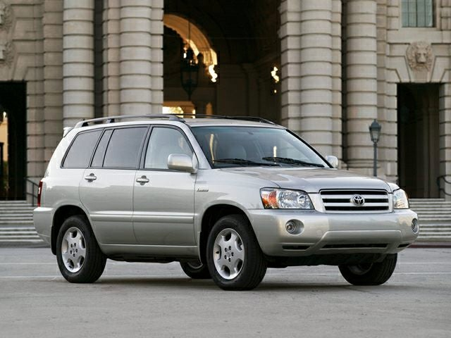 2007 Toyota Highlander Hybrid Limited W 3rd Row In Waukegan Il Clic
