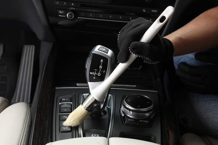 Spring cleaning at classic toyota waukegan toyota dealer - Auto interior detailing products ...