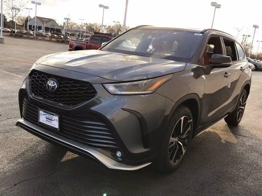 Classic Toyota Waukegan >> 2021 Toyota Highlander XSE - Toyota dealer in Waukegan ...