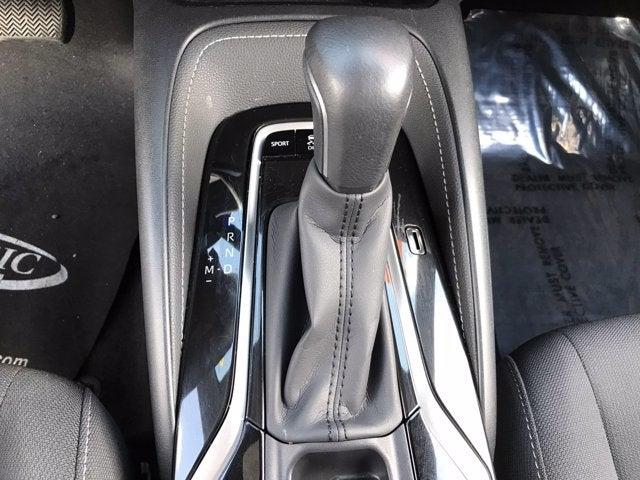 2019 Toyota Corolla Hatchback Se Toyota Dealer In Waukegan